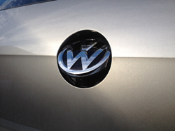 golf mk7 rear camera emblem