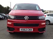 vw t5gp daytime running lights
