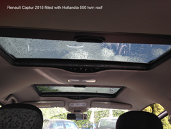 captur hollandia 500 fitted