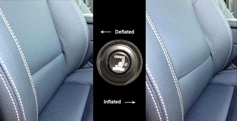 Lumbar Support For Car Seats