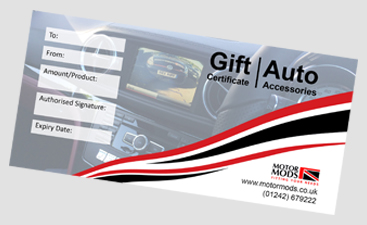christmas gift vouchers cars