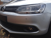 genuine front parking sensors golf 7