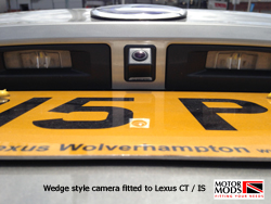 lexus wedge camera