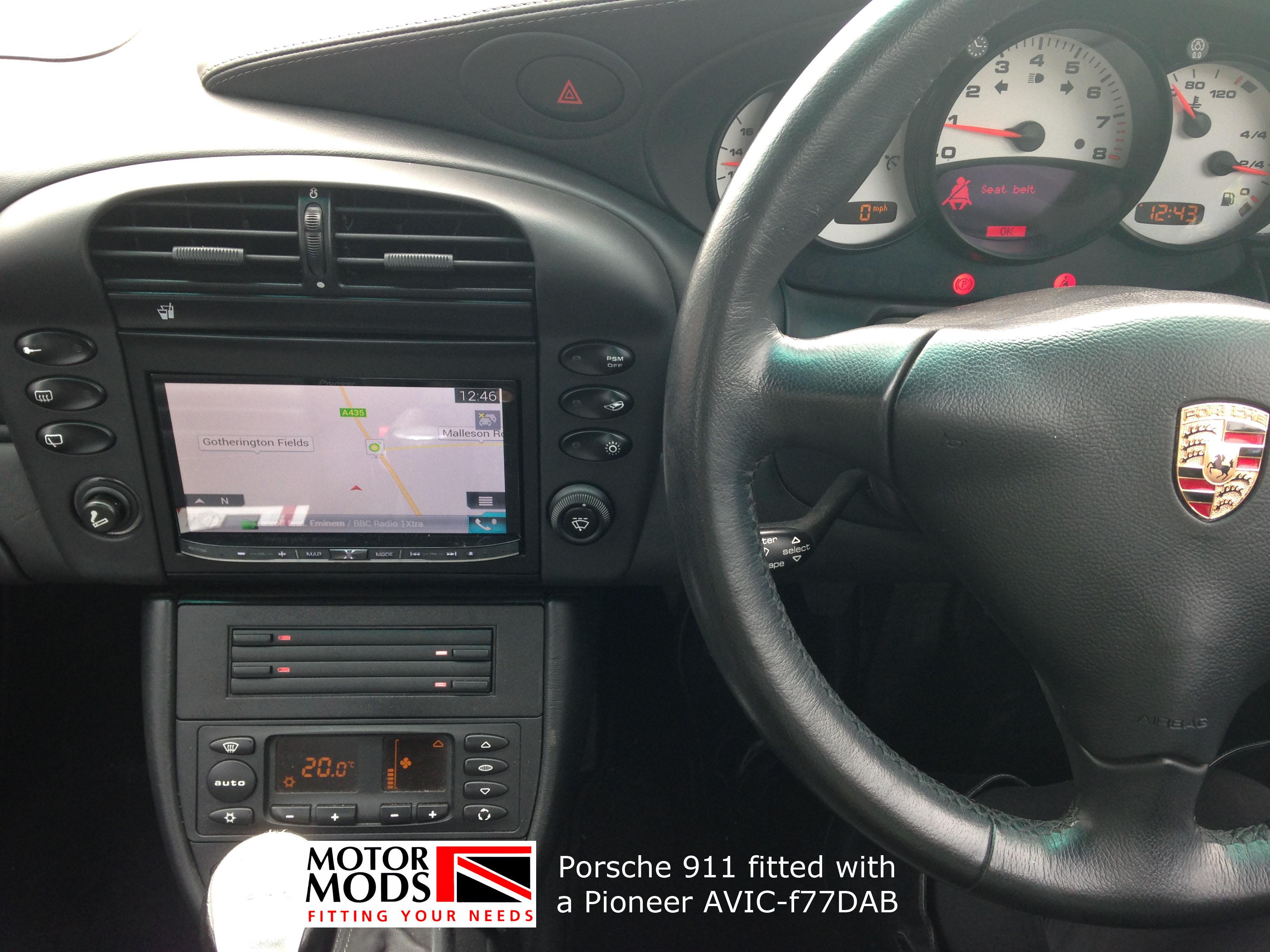 Motor Mods Gloucestershire Uk Car Satellite Navigation Systems Peugeot 308 Towbar Wiring In