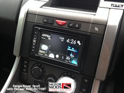 Motor Mods Gloucestershire Uk Car Satellite Navigation