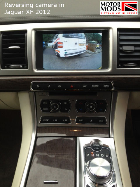 Reversing Cameras Fitted To Cars Motorhomes And Commercials