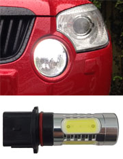 skoda yeti drl led bulbs
