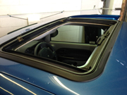 sunroof reseal