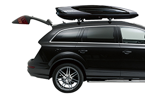 thule roof boxes and baskets
