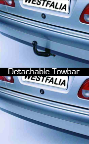 detachable towbars fitted